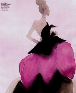 Christian Dior via Pinterest